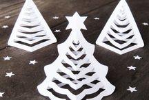 Dekoracje zima i Boże Narodzenie