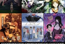 Anime to watch