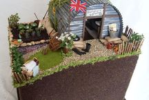 Anderson shelter ideas