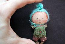 куколки мини