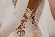 Esküvői ruha+frizurák