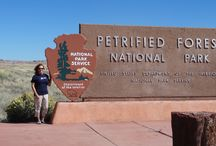 National Parks and Other Stunning Sites / The beauty and history of America's National Parks and Indian Reservations.