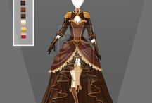 Fantasy fashion
