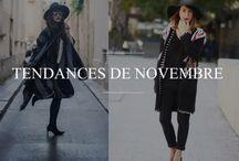 Mode&News / Retrouvez toutes les tendances et indispensables du mois décris par nos experts sur le blog de Zalando.
