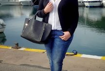 Plus size fashion / Clothes, accessories and style / by Valeria Melo