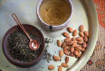 Himalayan Mountain Green Tea / A meditative, organic green tea from Nepal's Himalayan foothills. Notes: Sweet pea, honeysuckle and artichoke  http://www.firepot.com/collections/tea/products/himalayan-mountain