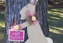Easter ideas !!!! / by Angela Null