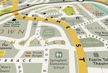 infographics // maps