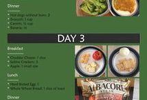sonia diet board