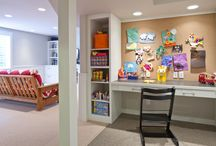 Home Organization Center for Back to School Activity