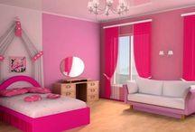Bedroom ideas forgirls
