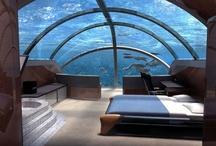 hotel Pod vodou