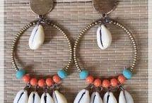 brincos e bijoux