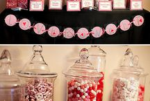 Candy and Dessert Station Ideas