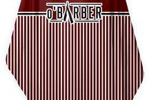 Articles O'BARBER / Produits de la marque O'Barber, accessoires et produits de soins pour les barbiers professionnels et barbershop.