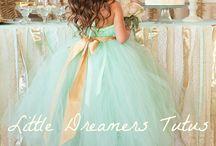 every little bridemaid's dream