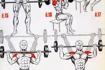 bord = fitnes voor mannen