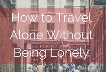 Solo Traveler - Top 10 Travel Lists