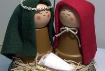nativity scenes / by C T