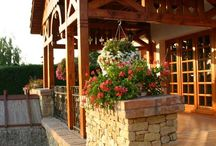 Szandaszőlős / Balaton-felvidék, parasztház, családi ház, présház, borászat