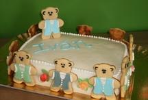 My cookies and cakes / Fotos de galletas y pasteles que voy haciendo de tanto en tanto.