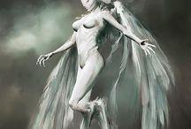 Demon/Fallen Angel Story