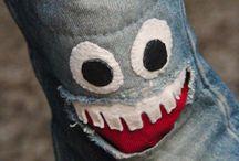 Jeans troués
