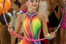 mallas multicolor