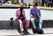 men on the street of fashion / m e n +  their style.