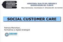 Al passo con il CRM / Raccolta di articoli sull'importanza del CRM sui social network