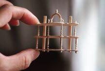 Miniatuur Keuken project / Project
