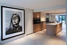 Natural Stone Kitchen Design / Natural Stone Kitchen Design