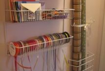 Storage/Organization / by Dana Mustard