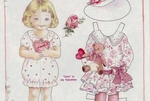 Recortables (Paper dolls)