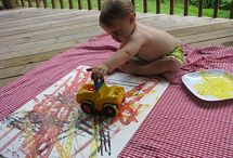 Youth Development Crafts / Our youth programs make lots of crafts!  Join in on the fun!