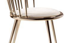 Sandalye Tasarımları