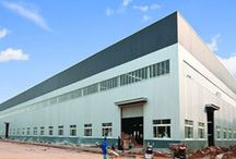 China steel structure workshop and warehouse / made in china structural steel warehouse and workshop http://www.hxstructure.com