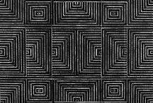PATTERNS | wall fabric + art / Lovely wall patterns, fabric prints, etc.