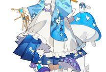 Kawaii Disney Characters