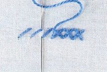 Broderie tuto
