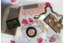 My Favourite Barry M Items 2017