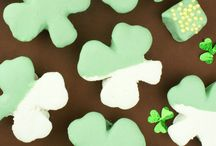St. Patty's Day Sweets / Everything green for St. Patty's Day! DIY treats & more!