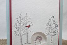 Cards - White Christmas