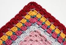 Crochet Patterns - Edgings