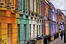 Inspiration London / Agence Carré Rouge, wedding planner & designer, Biarritz