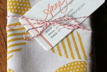 Wrap in Style! / Gift Wrapping ideas!
