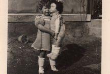 photos enfants vintages