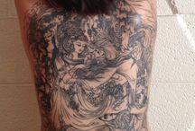 Persian Tattoos