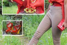 Hi, fashion! / by Edline Blot