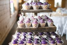 Rotella Wedding / Purple, rustic, blue accents / by Amanda Newswanger